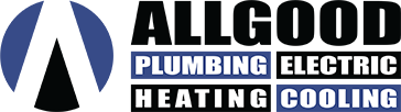 Allgood Plumbing, Electric, Heating & Cooling Logo